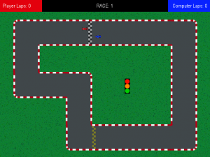 Learn to codeMicro Racers in Python